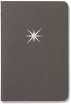 Vitra Soft Cover Pocket Notebook - Star