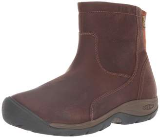 Keen Women's Presidio II Mid Zip Waterproof Fashion Boot