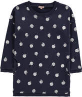Emile et Ida Apple Flecked Dress
