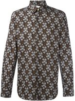 Paul Smith 'Muted Floral' print shirt