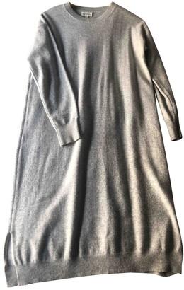 Hartford Grey Wool Dress for Women