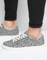 Asos Sneakers in Black and White