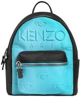 Kenzo Kombo Neoprene & Leather Backpack