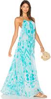 Rococo Sand Halter Maxi Dress
