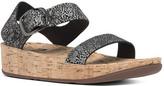 FitFlop Women's Bon Backstrap Wedge Sandal