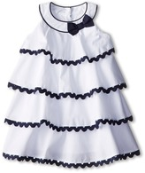 Biscotti Ric Rac Rhumba Baby Dress (Infant)