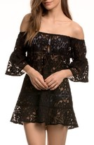 Women's Isabella Rose Amalfi Love Off The Shoulder Cover-Up Dress