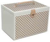 Wolf 'Chloe' Jewelry Box - Beige