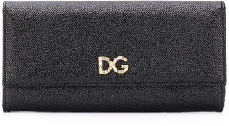 Dolce & Gabbana foldover wallet
