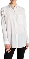 ATM Anthony Thomas Melillo Candy Stripe Boyfriend Shirt