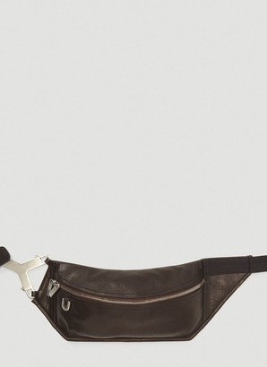Rick Owens Cerberus Belt Bag