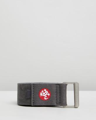 Manduka Grey Yoga Accessories - Align Yoga Strap - Size One Size at The Iconic