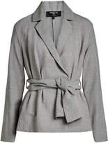 Paule Ka Jacket with Linen and Cotton