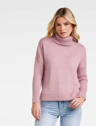 Ever New Bianca Roll-Neck Wool Sweater