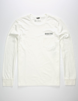 Brixton Haste Mens Pocket Tee