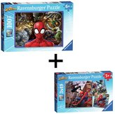 Ravensburger Marvel Spider-Man Puzzle - Twin Pack
