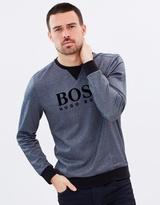 BOSS Logo Lounge Sweatshirt