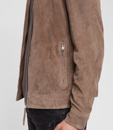 AllSaints Colt Suede Jacket
