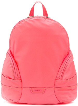 Diesel bright zipped backpack