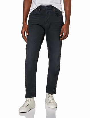 G Star Men's Loic Relaxed Tapered Colored Loose Fit Jeans