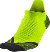 Nike Men's Elite Running Cushion No-Show Tab Performance Socks