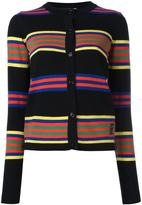 Love Moschino striped cardigan