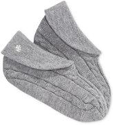 Lauren Ralph Lauren Women's Cable-Knit Sock Booties, A Macy's Exclusive Style