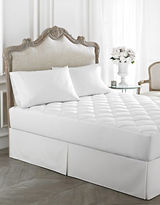 Lauren Ralph Lauren 400 Thread County Cluster Mattress Pad