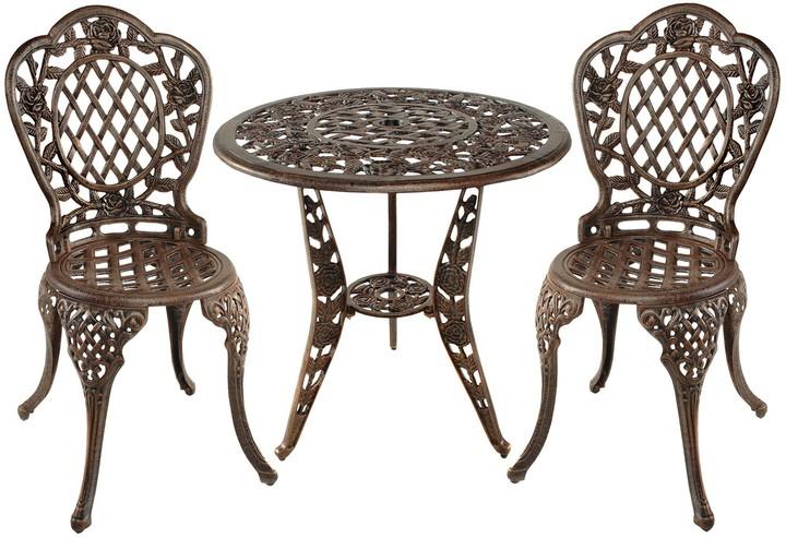cast aluminum patio furniture shopstyle rh shopstyle com