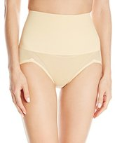 Rago Women's Medium Firm Wide Band Panty Brief