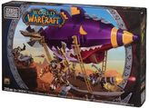 Mega Bloks World of Warcraft Goblin Zeppelin Ambush Set by 91014