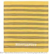 Pottery Barn Teen HARRY POTTER & Knit Throw, 50x60, Hufflepuff &