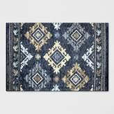 Threshold Indigo Tapestry