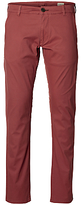 Selected Homme Three Paris Stretch Chinos, Apple Butter