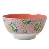 Rice Flower bowl - Rust