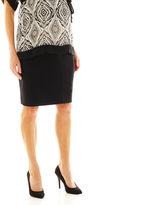 JCPenney DUO MATERNITY duo Maternity Overbelly Pencil Skirt