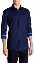 Lindbergh Long Sleeve Button Up Shirt