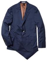 Brunello Cucinelli Notch Lapel Suit
