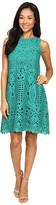 Christin Michaels Charli Lace Dress