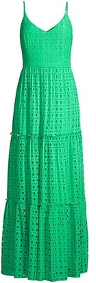 Lilly Pulitzer Melody Eyelet Maxi Dress