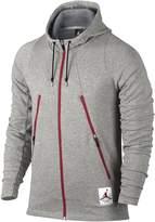 Nike Jordan 4 Full Zip DarkGrey 724720-063 (SIZE: L)