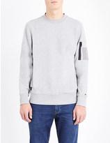 Tommy Hilfiger Sid crewneck cotton-jersey sweatshirt