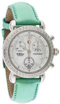 Michele CSX33 Chronograph Watch
