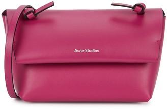 Acne Studios Alexandria Pink Leather Cross-body Bag