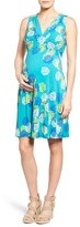 Leota Women's 'Isabella' Sleeveless Maternity Dress