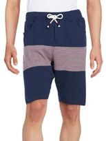 Howe Backside Striped Shorts