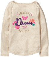 Crazy 8 Sparkle Dream Tee