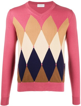 Ballantyne Argyle Jumper