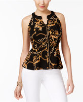 Thalia Sodi Peplum Top, Created for Macy's