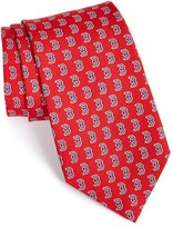 Vineyard Vines Men's Boston Red Sox Silk Tie